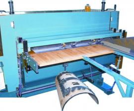 Rotary punching/trimming machine