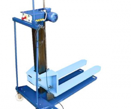 Mobile lifting device