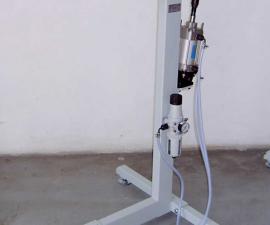 Stacionární sešívačky dna a víka (pneumatické i mechanické)