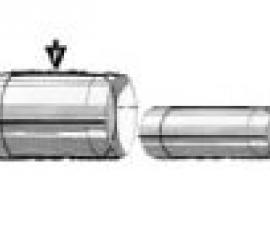 Balící stroje - Obecné druhy způsobu balení-Do role